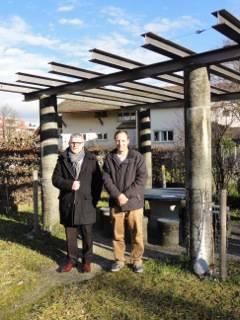 Christoph Wartler und Bertrand Lichtlé