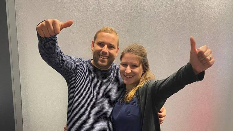 André und Janine aus Schüpfheim gewinnen Traumküche!