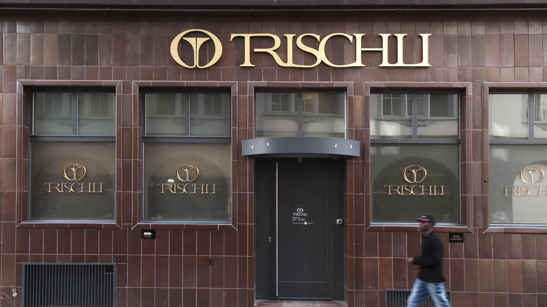 Im St.Galler Club Trischli ist eine private Geburtstagsparty aus dem Ruder gelaufen. (Archivbild)