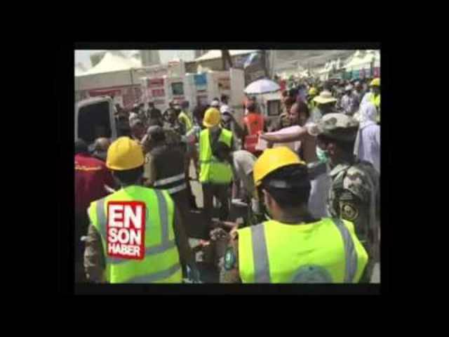 Haddsch: Chaos und Zerstörung nach Massenpanik nahe Mekka.