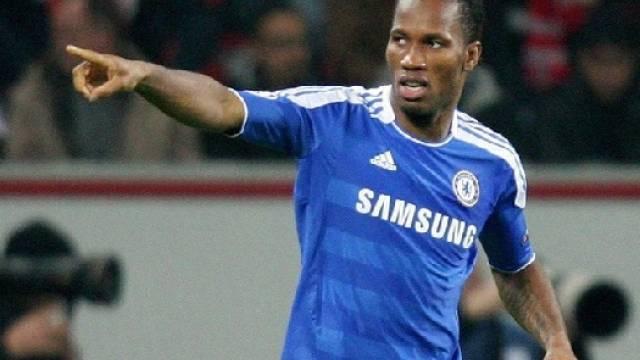 1. Didier Drogba ist die Nummer 1.