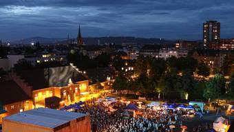 Das Open Air Basel 2015