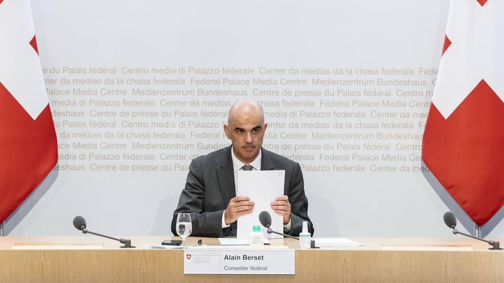 Bund will Schweizer Covid-Zertifikat
