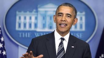 Barack Obama will von Häppchenbudget nichts wissen.