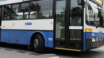Die Tat geschah im VBZ-Bus der Linie 32.