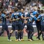 Aufsteiger FCZ jubelt gegen GC dank dem neuen Offensiv-Dreizack Michael Frey, Raphael Dwamena und Moussa Koné