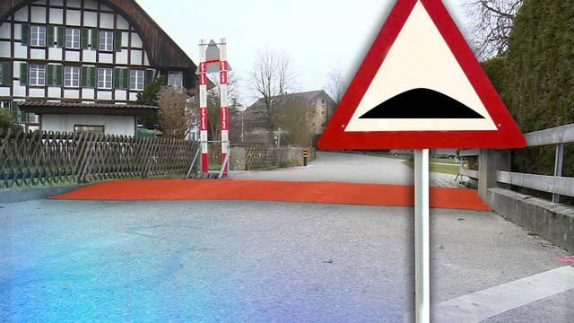 Verkehrsärgernis in Jegenstorf