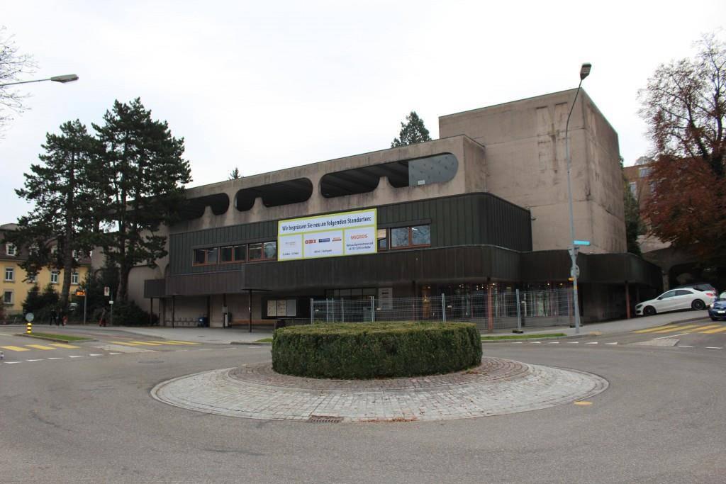 Der Bau aus den 70er-Jahren war nicht mehr zeitgemäss.