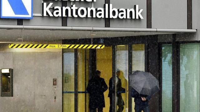 Die Zürcher Kantonalbank gilt als systemrelevant.