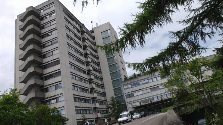 Die Frau hatte im November 2013 im Solothurner Bürgerspital den Beistand angerempelt. (Archiv)