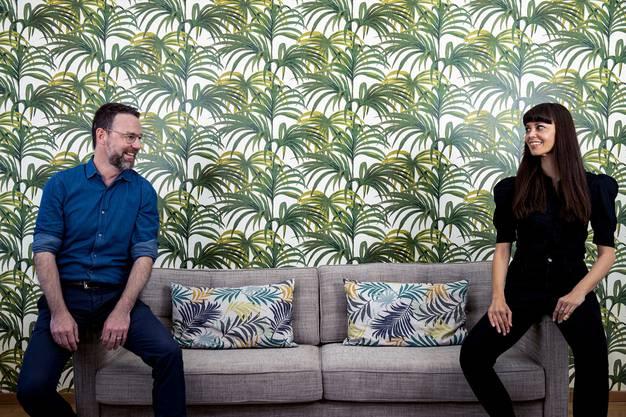 Nik Hartmann und Miriam Martino übernehmen die Co-Leitung des Bereichs «Eigenproduktionen TV National» bei CH Media.