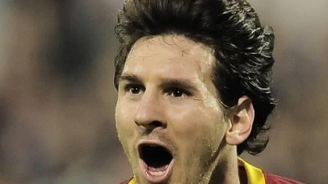 Lionel Messi steht erneut zur Wahl