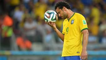 Fred wurde von den brasilianischen Fans enttäuscht und will nicht mehr für die Selecao spielen.
