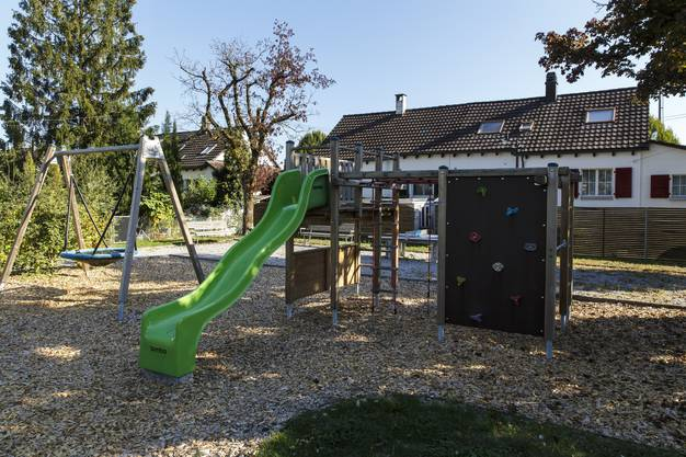 Der Spielplatz Eichenweg