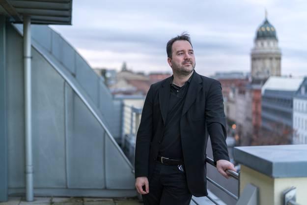 Die digitale Welt ist sein Fachgebiet: Internetsoziologe Stephan Humer.