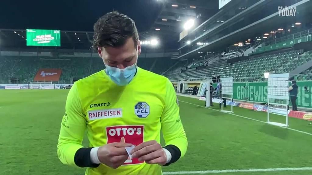 Müller: «Es war wichtig, mal wieder die 0 zu halten!»