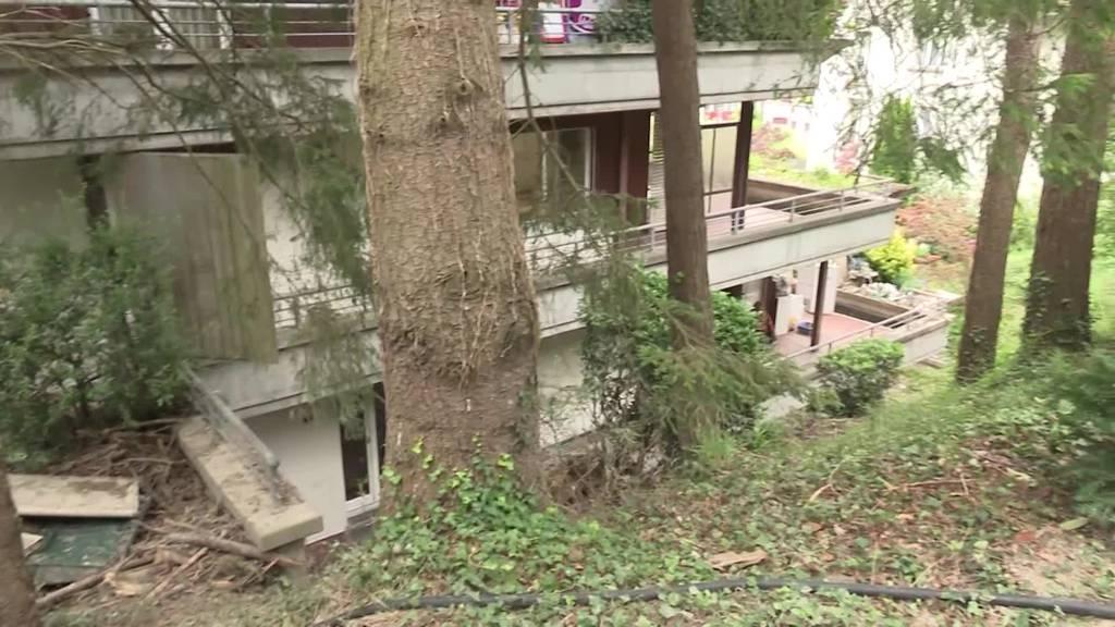 Nach gefluteten Wohnungen: Viele offene Fragen für Mieter