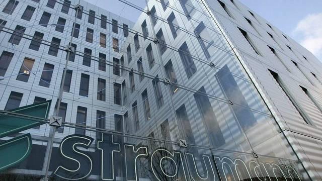 Der Singapurer Staatsfonds besitzt neu 14 Prozent der Straumann-Aktien (Archiv)