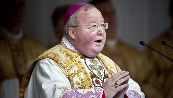 Der Vaduzer Erzbischof Wolfgang Haas feiert seinen 75. Geburtstag. (Archivbild)