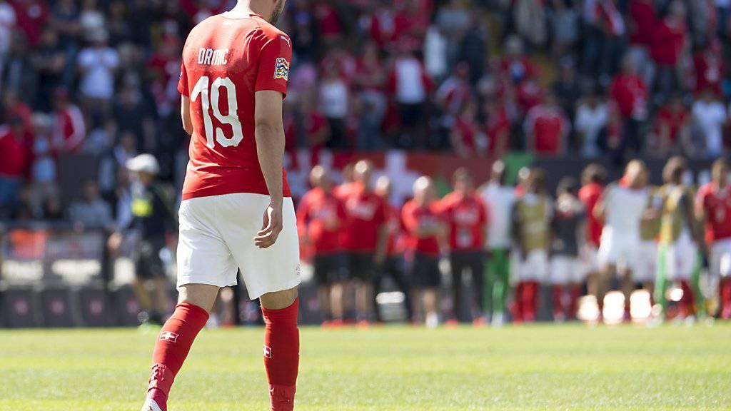 Gegen England blieb Josip Drmic mit der Schweiz im Spiel um Platz 3 am Finalturnier der Nations League im Penaltyschiessen persönlich und mit dem Nationalteam ein Happy-End versagt