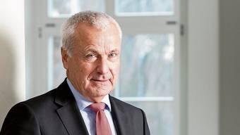 KSA-Verwaltungsratspräsident Peter Suter muss sich um diverse Baustellen kümmern.