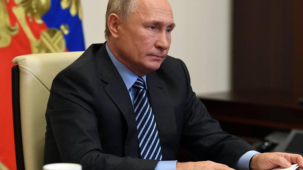 Corona-Todeszahlen in Russland erreichen Höchststand