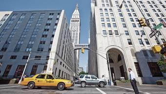 Gebäude der Credit Suisse an der Madison Avenue in New York.