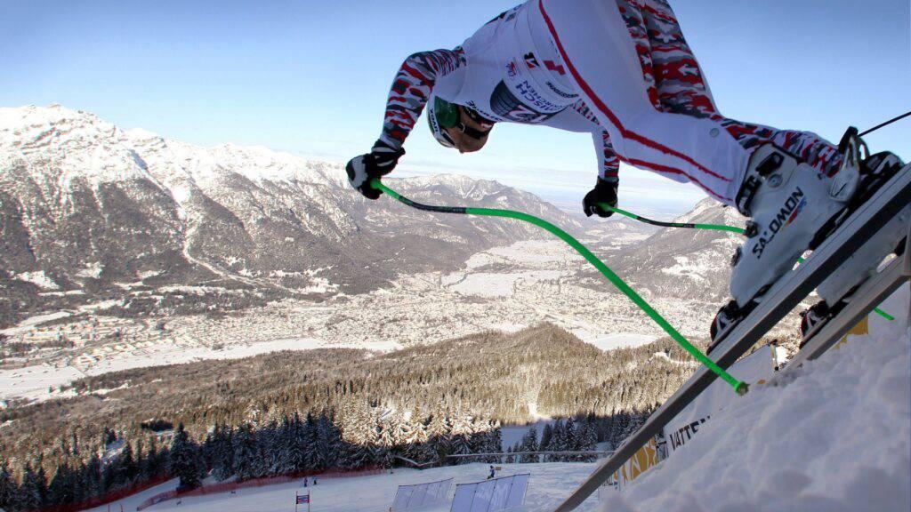 Garmisch-Partenkirchen tritt gegen Crans-Montana an