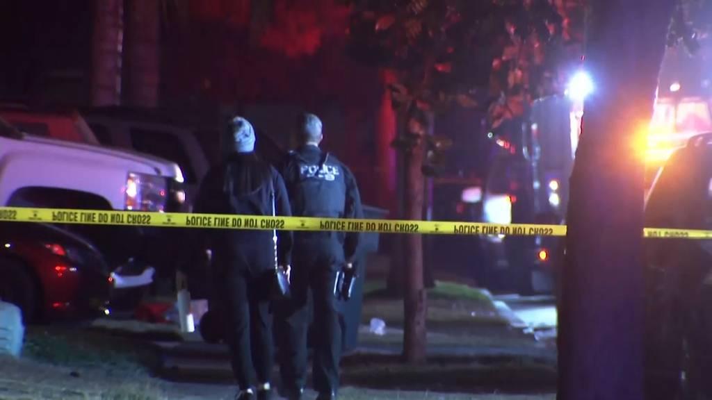 Kalifornien (USA): Vier Tote nach Schüsse im Garten