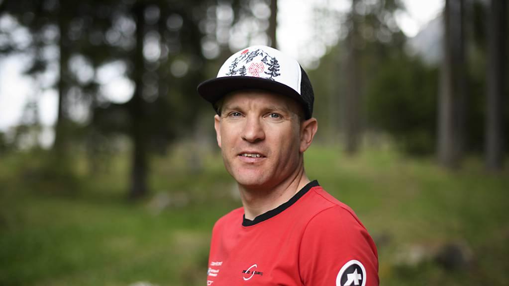 Der Schweizer Mountainbike-Spezialist Florian Vogel tritt mit 37 Jahren vom Spitzensport zurück