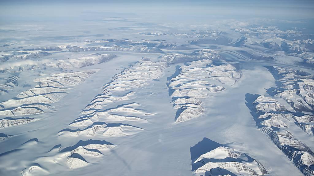 Minus 69,6 Grad: Kälterekord auf Grönland - allerdings vor Jahren