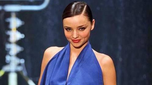 Miranda Kerr modelt wieder