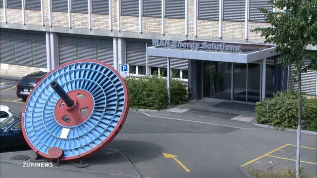 MAN baut Standort in Zürich-West aus