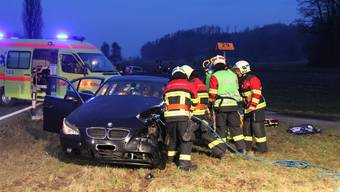 Erneut schwerer Unfall auf der Todesstrasse in Hendschiken