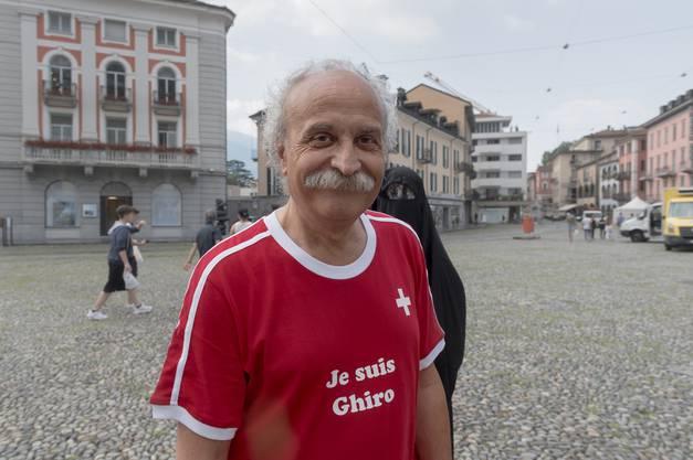 Giorgio Ghiringhelli fürchtet sich vor dem Islam.