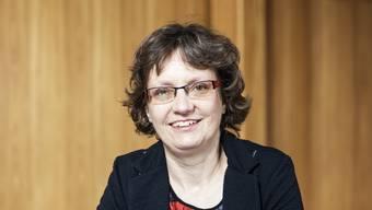 Sabine Sutter-Suter startet beruflich nochmals durch.