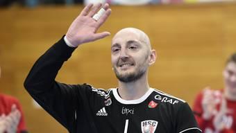 Handball, NLA, 2019/20: HSC Suhr Aarau - Wacker Thun (08.12.2019)