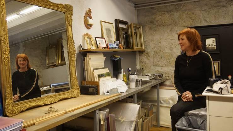 «Die Grösse, die Lage – einfach perfekt», sagt Nicole Schranz über ihr neues Lokal.