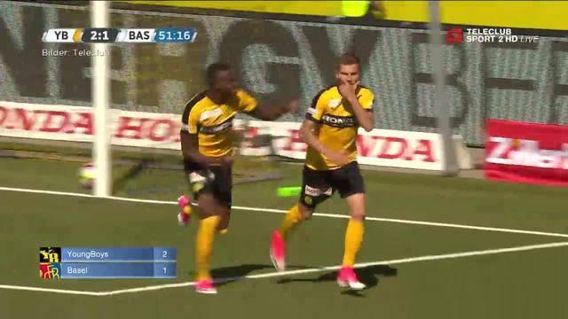YB - Basel / Lugano - Vaduz / St. Gallen - GC / FCZ - Wil