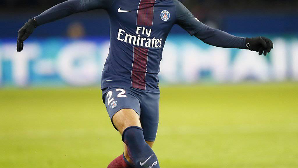 Jese schoss seinen ersten Treffer für PSG