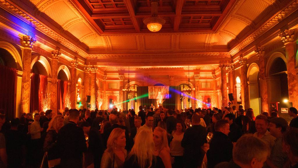 «The Golden Twenties»-Silvesterparty