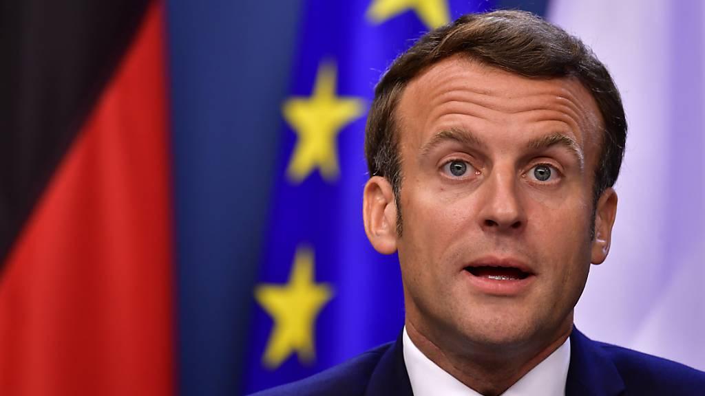 Macron verurteilt Verletzung von Zyperns Souveränität durch Türkei