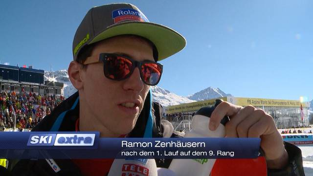 Männer-Slalom: Schweizer gehen leer aus — WM-Bilanz: Heimvorteil genutzt