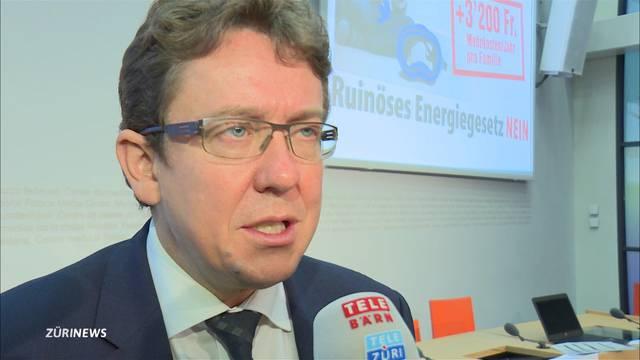 SVP-Referendum gegen Energiestrategie 2050
