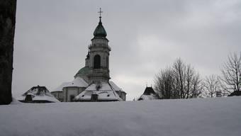 Der Winter hat auch in Solothurn definitiv Einzug gehalten.