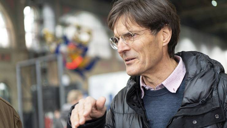 SWR-Filmemacher Hermann Abmayr.