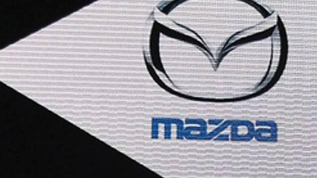 Mazda 3 sind vom Rückruf betroffen (Archiv)
