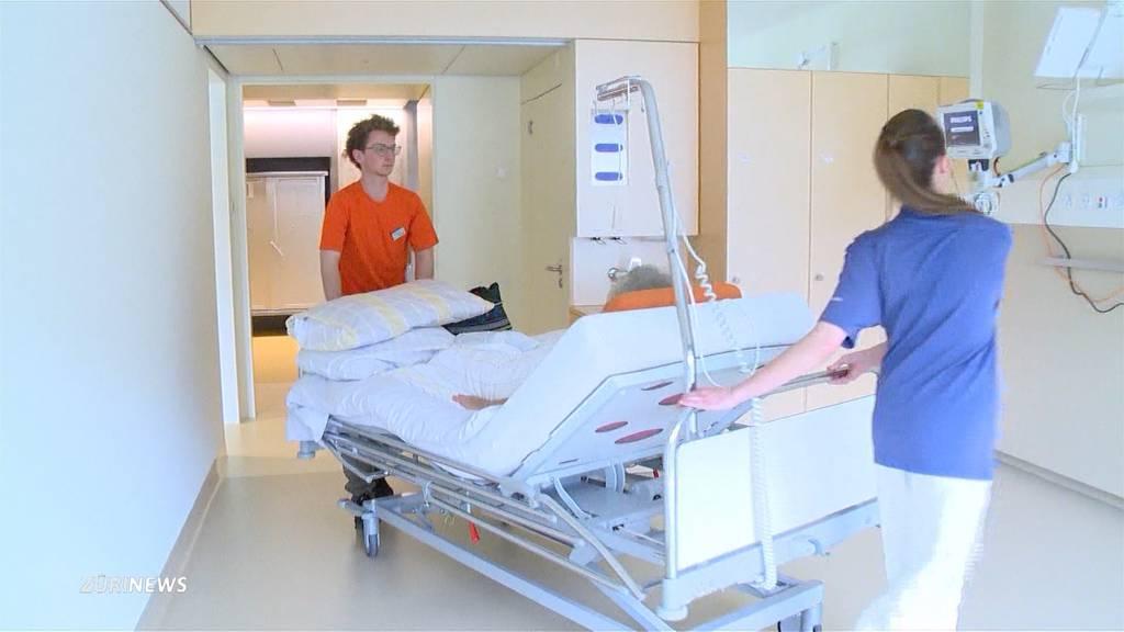 Überschätzt: Triemlispital ist 176 Millionen weniger wert