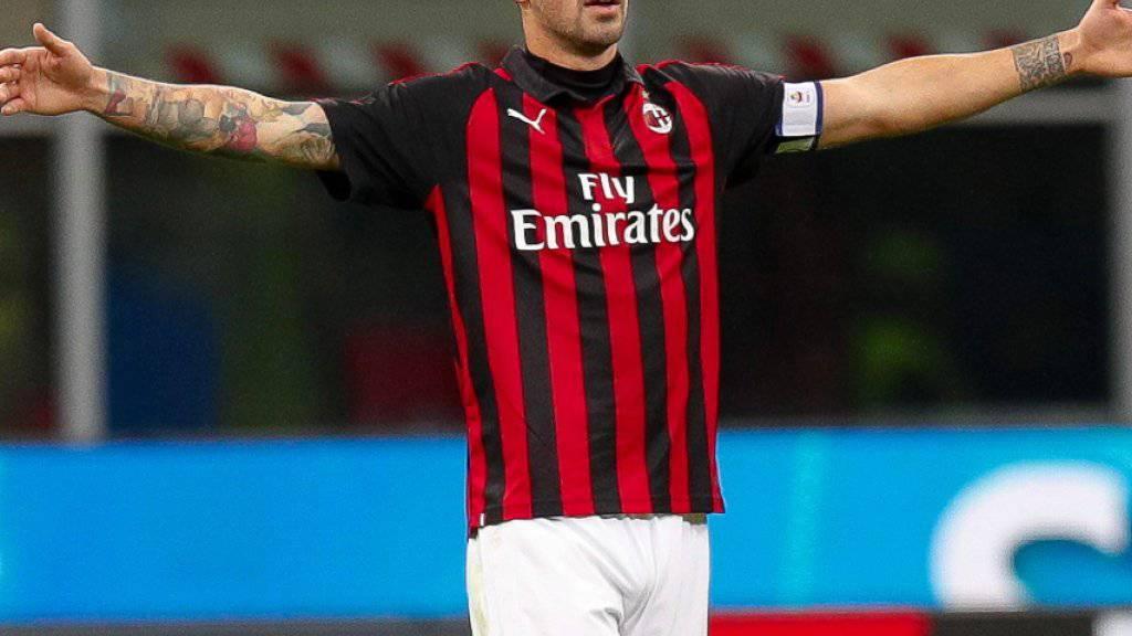 Alessio Romagnoli schoss den einzigen Treffer in der 97. Minute