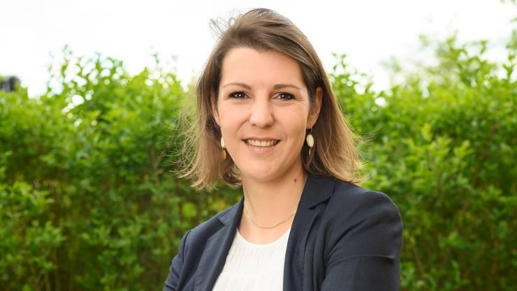 Grossrätin und Nationalratskandidatin Kim Schweri (Grüne).
